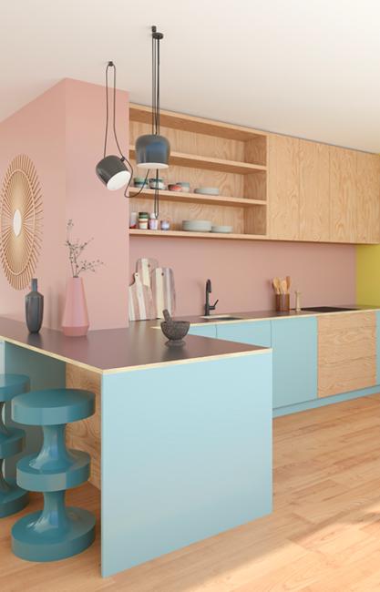 studio_julie_herion_architecte_dinterieur_bruxelles_cuisine_couleur_flos